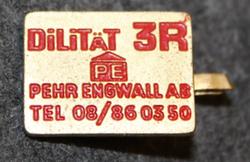 Dilität 3R, Pehr Engwall AB
