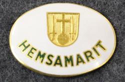 Hemsamarit Götene kommun, Kotisairaanhoitaja / kodinhoitaja.