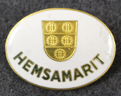 Hemsamarit Gnosjö kommun, Kotisairaanhoitaja / kodinhoitaja.