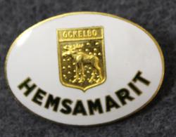 Hemsamarit Ockelbo, Kotisairaanhoitaja / kodinhoitaja.