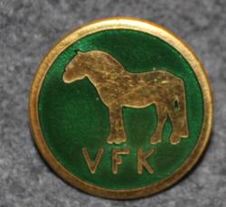 Västsvenska Fjordhästklubben. VFK