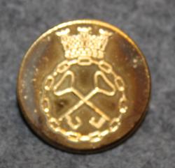 Västsvenska Vakt AB ( Göteborg ), vartiointiliike, 24mm kullattu
