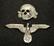 Waffen SS, lakkimerkit. REPRO