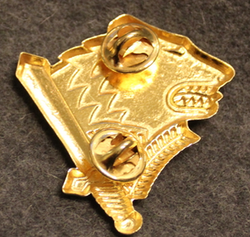 Finnish Border Jaeger beret badge.