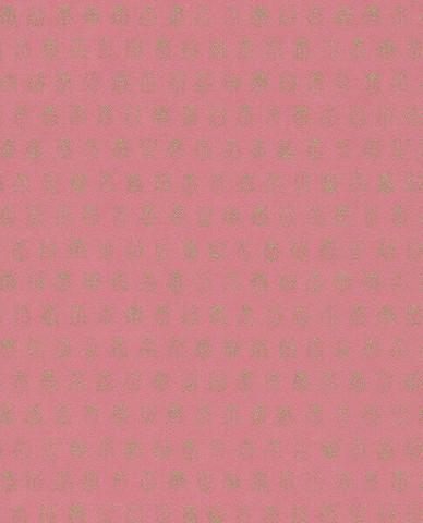 Tapetti 375034 Lady bug Old pink, vanha pinkki