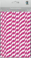 Paperipillit pinkki 16kpl