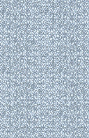 Tapetti 375052 Lacy Blue, sininen