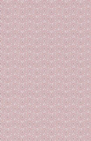 Tapetti 375053 Lacy Soft Pink, vaaleanpunainen