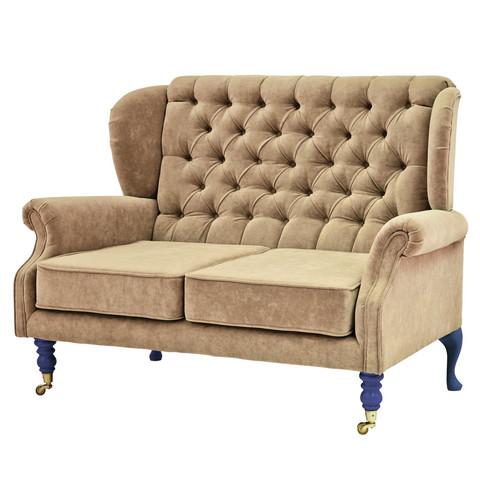 Kahdenistuttava sohva, beige