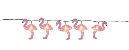 Valosarja Flamingo