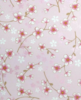 Tapetti 313023 Cherry Blossom Pink, vaaleanpunainen 1m