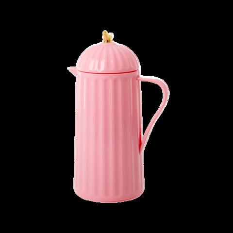 Termoskannu 1l, vaaleanpunainen