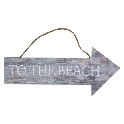 To the Beach-kyltti
