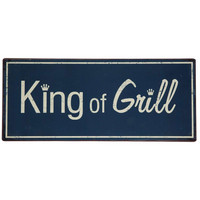 King of Grill-kyltti