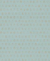Tapetti 375031 Lady bug Light blue, merensininen, vaalea 1m