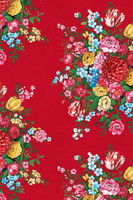 Tapetti 341042 Dutch Painters Red, punainen