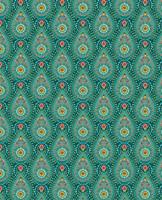 Tapetti 300152 Raindrops Green, vihreä