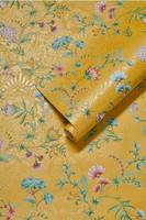 Tapetti 300123 La Majorelle Yellow, keltainen 1m