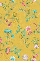 Tapetti 300123 La Majorelle Yellow, keltainen