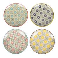 Kuviollinen lautanen, Zahara