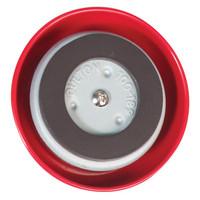 Munakello magneetilla, punainen