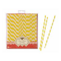 Paperipillit keltainen 30kpl