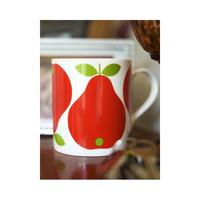 Päärynämuki, punainen