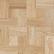 Kuviomosaiikki tammi punottu ruutukuvio natur. Koko 450 x 300 mm