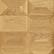 Tammi kasettikuvio (24 palaa) natur. Kuvion koko 340 x 300 mm