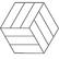 Kuusikulma kuviomosaiikki tammi natur. Koko 175x175x175