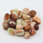 Vihreä onyksi / Onyx marmori Aragoniitti hiottu 20-30mm