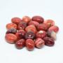 Mookiitti 'Pebble' (punasävyinen) 25-35mm