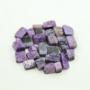 Charoiitti 'Violet Corners' hiottu 15-25mm
