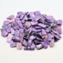 Charoiitti 'Violet Chip' hiottu 12-30mm 6-9g (3-5 kpl)
