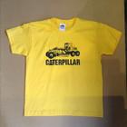 Lasten Caterpillar T-paita