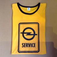 Opel Service T-paita