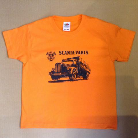 Lasten Scania-Vabis T-paita