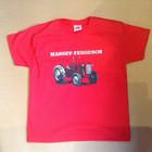 Lasten Massey-Ferguson T-paita