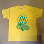Lasten Volkswagen Kupla T-paita