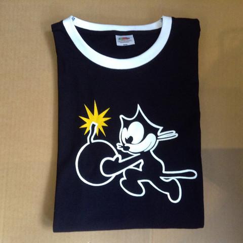 Pommikissa T-paita