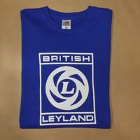 British Leyland T-paita