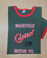 Wakefield castrol T-paita