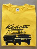 Opel Kadett T-paita