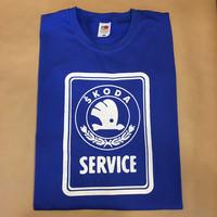 Skoda Service T-paita