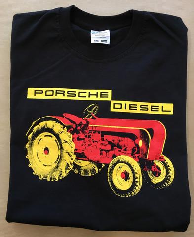 Lasten Porsche Diesel Traktori T-paita
