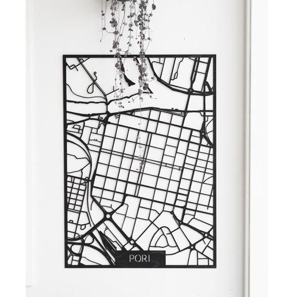 Kotikaupunkikartta Pori Etela8 Fi Verkkokauppa