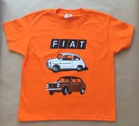 Lasten Fiat T-paita