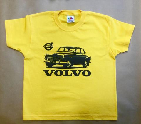 Lasten Volvo Amazon T-paita