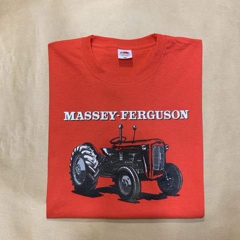 Massey-Ferguson T-paita
