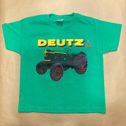 Lasten Deutz T-paita